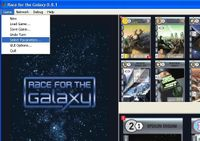 Video Game: Race for the Galaxy AI