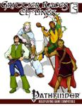 RPG Item: Grittier Races: Elflings