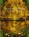 RPG Item: 100 Encounters for Fantasy Plains