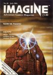 Issue: Imagine (Issue 16 - Jul 1984)
