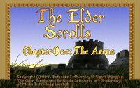 Video Game: The Elder Scrolls: Arena