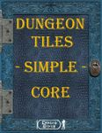 RPG Item: Dungeon Tiles: Simple Core