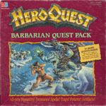 Board Game: HeroQuest: Barbarian Quest Pack