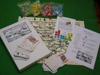 Board Game: Medieval Empires