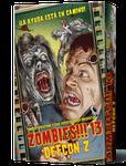 Board Game: Zombies!!! 13: DEFCON Z