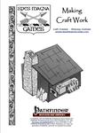 RPG Item: Making Craft Work