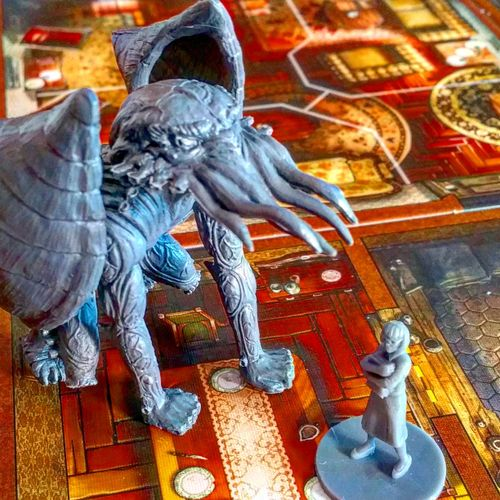 Board Game: Mansions of Madness: Second Edition