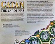 Board Game: Catan Geographies: The Carolinas