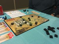 The Last Spike on International Tabletop Day