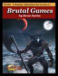 RPG Item: Brutal Games (5E)