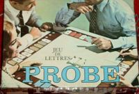 Board Game: Probe