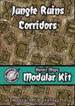 RPG Item: Heroic Maps Modular Kit: Jungle Ruins Corridors