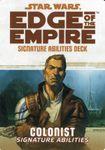RPG Item: Edge of the Empire Signature Abilities Deck: Colonist