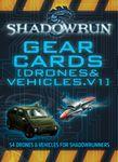 RPG Item: Gear Cards (Drones & Vehicles.V1)