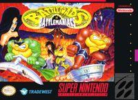 Video Game: Battletoads in Battlemaniacs