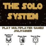 Board Game: The Solo System