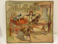 Board Game: A Game of Toll Gate