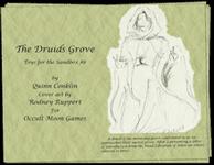 RPG Item: Toys for the Sandbox #008: The Druid's Grove
