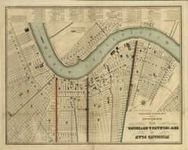 RPG Item: Antique Maps 30: New Orleans of the 1800's