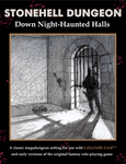 RPG Item: Stonehell Dungeon: Down Night-Haunted Halls
