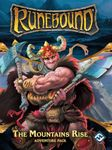 Board Game: Runebound (Third Edition): The Mountains Rise – Adventure Pack