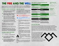RPG Item: The Fire and the Well
