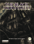 RPG Item: The Black Monastery (Pathfinder)