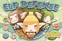 Video Game: Elf Defense Eng
