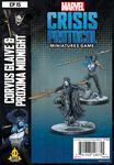 Board Game: Marvel: Crisis Protocol – Corvus Glaive & Proxima Midnight