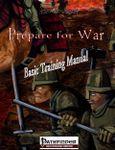 RPG Item: Prepare for War: Basic Training Manual