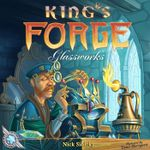 Board Game: King's Forge: Glassworks
