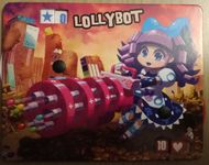 Board Game Accessory: King of Tokyo/King of New York: Lollybot (promo character)