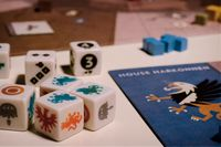 Board Game: Dune: The Dice Game