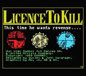 Video Game: 007: Licence to Kill