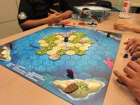 Board Game: Survive: Escape from Atlantis!