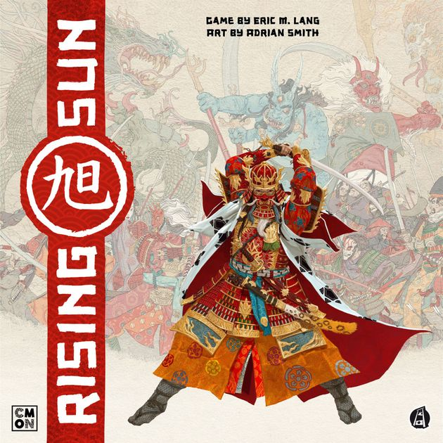 Image result for rising sun board game