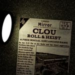 Board Game: Der Clou: Roll & Heist