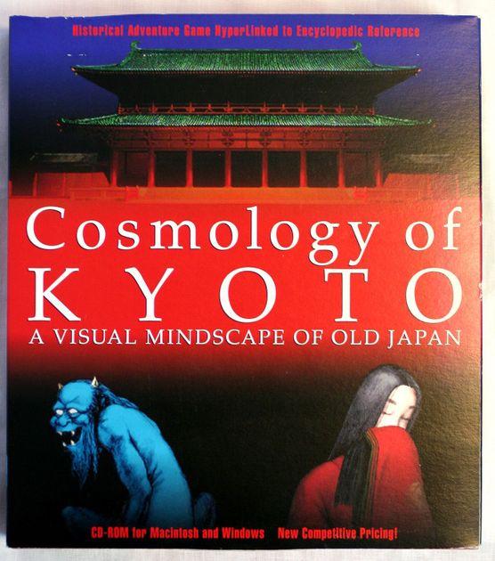 Resultado de imagem para Cosmology of Kyoto cover