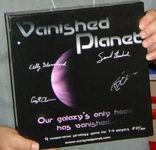 Board Game: Vanished Planet