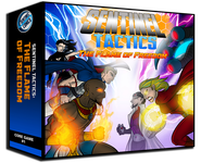 Board Game: Sentinel Tactics: The Flame of Freedom
