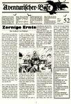 Issue: Aventurischer Bote (Issue 52 - 1994)