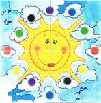 Board Game: Das Sonnenscheinspiel