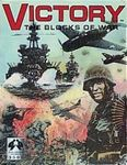Victory: The Blocks of War cover straight-on