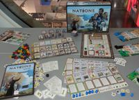 Board Game: Nations