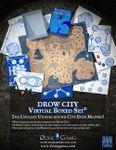 RPG Item: 0one's Blueprints: Drow City - Virtual Boxed Set