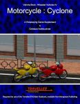 RPG Item: Vehicle Book Wheeled Vehicles 4: Motorcycle: Cyclone