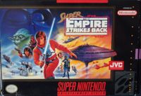 Video Game: Super Star Wars: The Empire Strikes Back