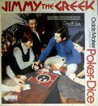 Board Game: Jimmy the Greek Odds Maker Poker-Dice