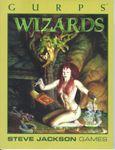 RPG Item: GURPS Wizards