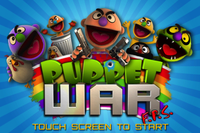 Video Game: Puppet War:FPS